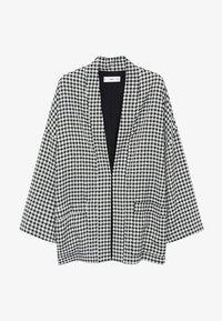Mango - KIMI - Short coat - schwarz - 4
