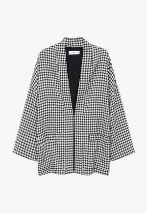KIMI - Short coat - schwarz
