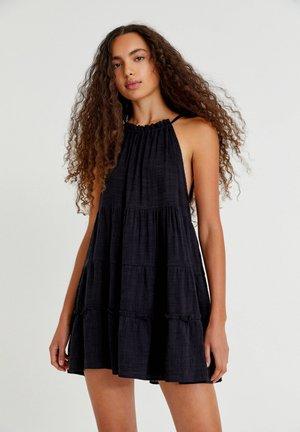 Vestito estivo - mottled black