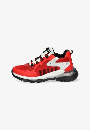 GENNA - Trainers - red