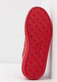 Guess - BECKS - Trainers - red - 6
