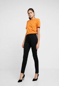 Modström - TANNY PANTS - Trousers - black - 1