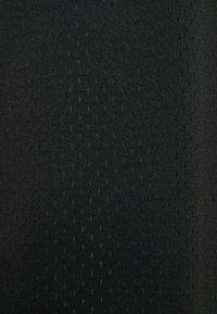 Mitchell & Ness - NBA ALL STAR FASHION HOODY - Print T-shirt - black/silver - 5