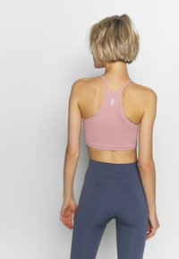Free People - CROPPED RUN TANK - Sujetador deportivo - pink - 2