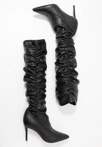 Versace Jeans Couture - Botas de tacón - nero - 3