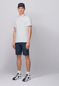 BOSS - PAUL CURVED - Polo shirt - natural - 1