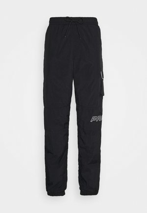 AZTEC PANT - Trainingsbroek - black