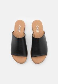 Gabor Comfort - Mules - schwarz - 5
