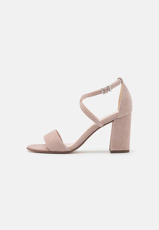 ALECIA - Sandals - mauve