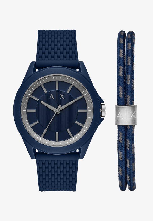 SET - Hodinky - blue