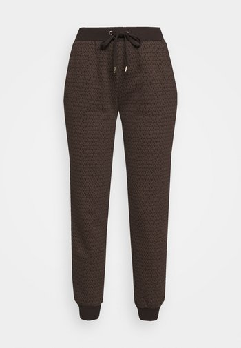 SPORT JOGGER - Teplákové kalhoty - chocolate