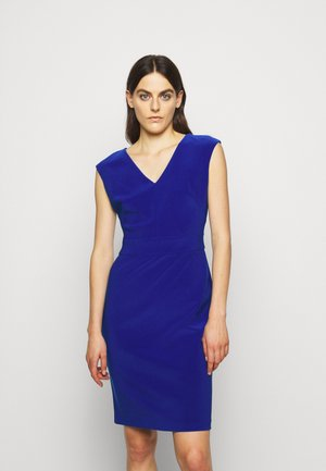 BONDED DRESS - Shift dress - rugby royal
