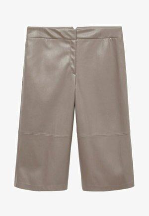 CLIP - Trousers - medium brown