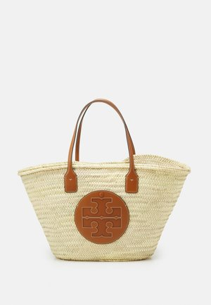 ELLA BASKET TOTE - Tote bag - natural