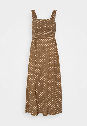 ONLPELLA DRESS - Maxi dress - toasted coconut