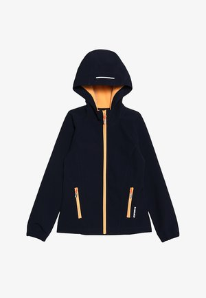 KENSETT - Softshelljacke - navy blue