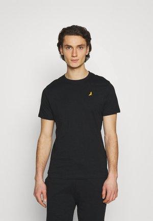 FINNAN SET - Shorts - jet black