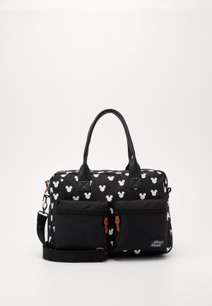 DIAPER BAG MICKEY MOUSE ENDLESS IMAGINATION - Baby changing bag - black