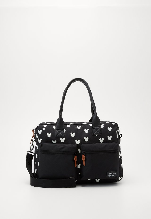 DIAPER BAG MICKEY MOUSE ENDLESS IMAGINATION - Borsa fasciatoio - black
