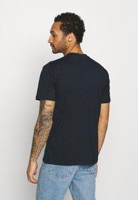 YAVI ARCHIE - ICED - Print T-shirt - navy - 2