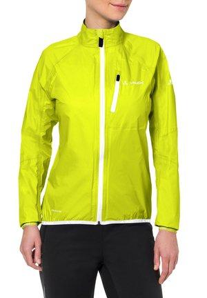 DROP - Waterproof jacket - bright green
