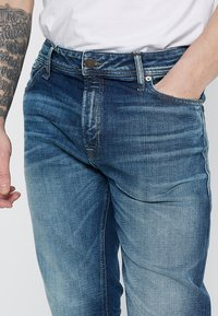 Jack & Jones - JJICLARK JJORIGINAL JOS - Jean droit - blue denim - 3