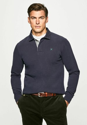 CLASSIC RUGBY - Polo shirt - navy