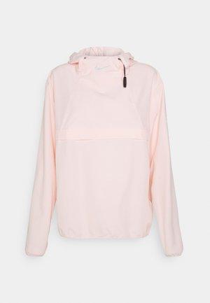RUN - Sports jacket - pale coral/black
