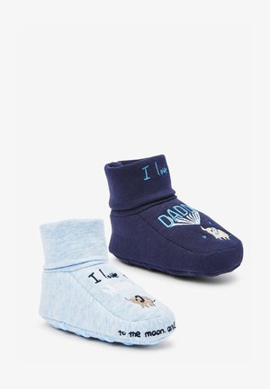 2PACK - Slippers - blue