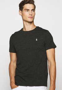 Polo Ralph Lauren - T-shirt basic - black marl heather - 3