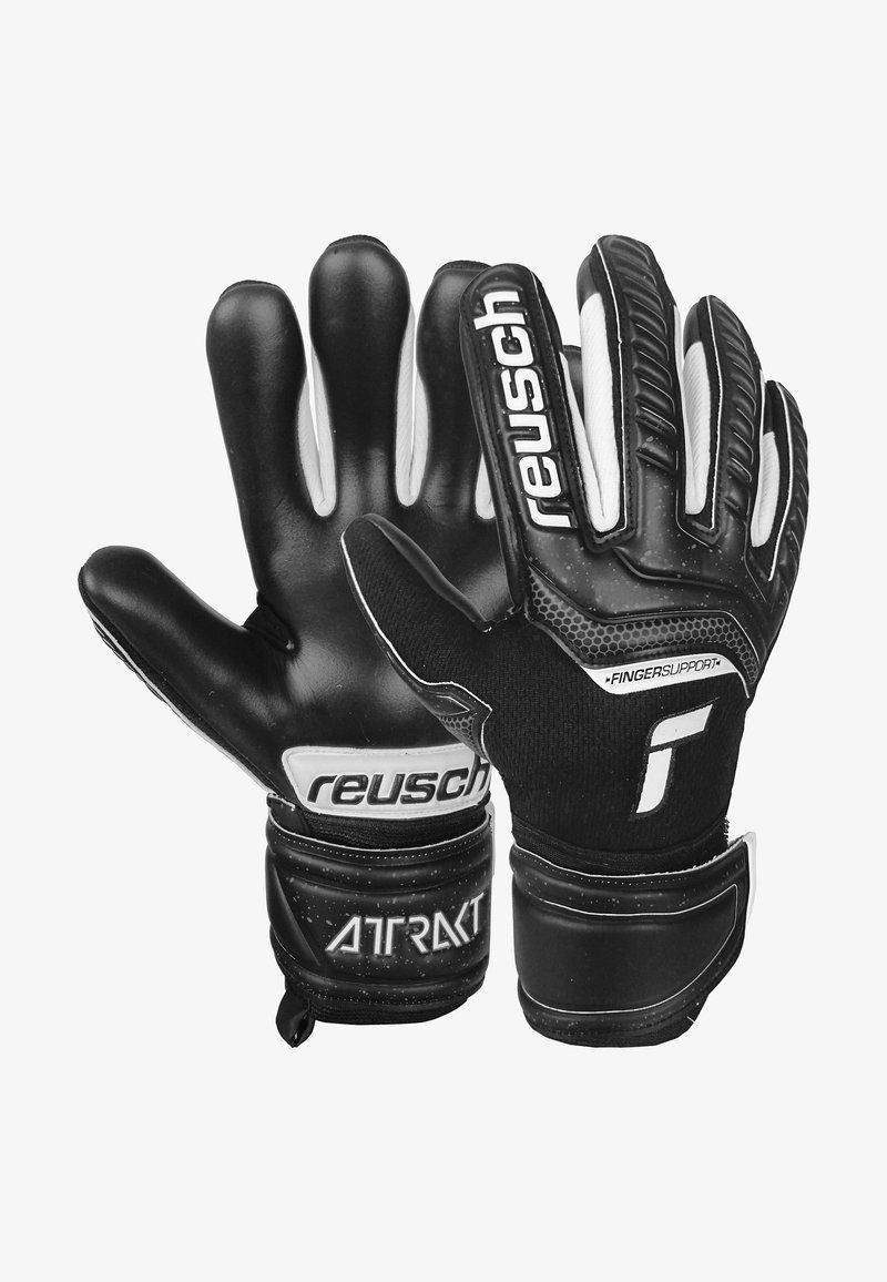 Reusch - Goalkeeping gloves - black