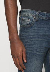 Denim Project - MR.BLACK - Slim fit jeans - vintage blue - 3