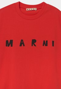Marni - ABITO - Jersey dress - geranium red - 2