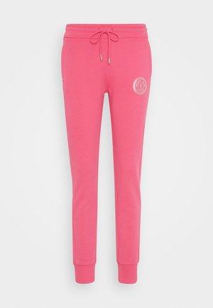 PANTS - Spodnie treningowe - pink