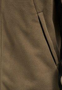 HALO - Fleecejakker - vintage brown - 5