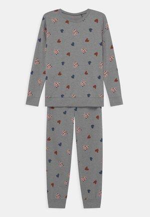 ORGANIC COTTON TEEN LANG - Pyjama set - grey