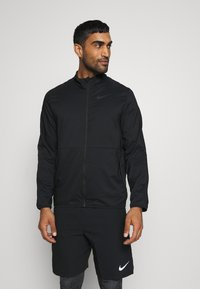 Nike Performance - DRY TEAM - Training jacket - black - 0