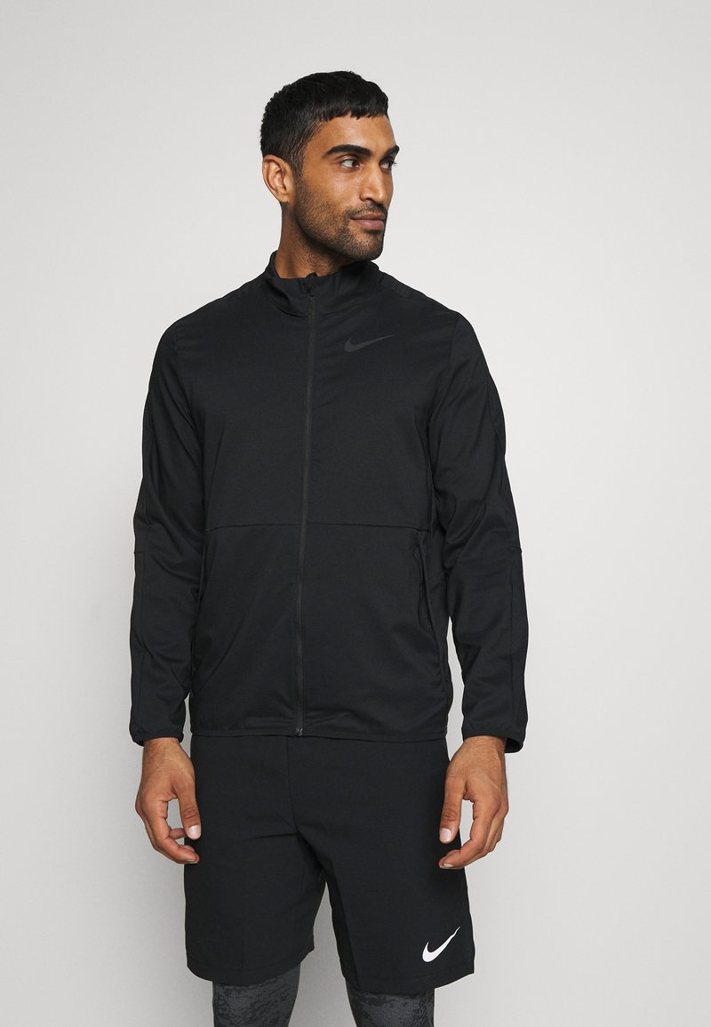 Nike Performance - DRY TEAM - Trainingsjacke - black