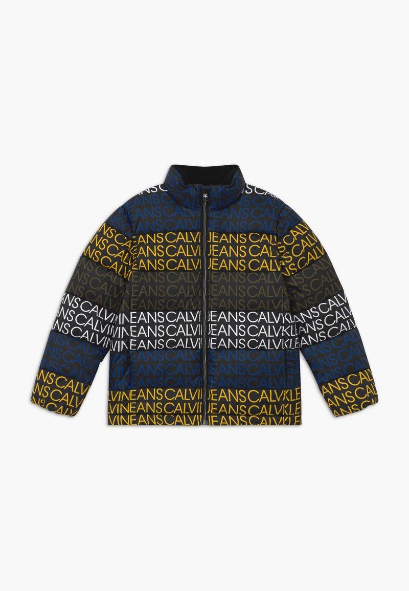 Calvin Klein Jeans - PUFFER - Zimní bunda - black