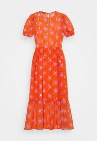 Never Fully Dressed Tall - SIENNA FLORAL DRESSES - Maxi šaty - orange - 1