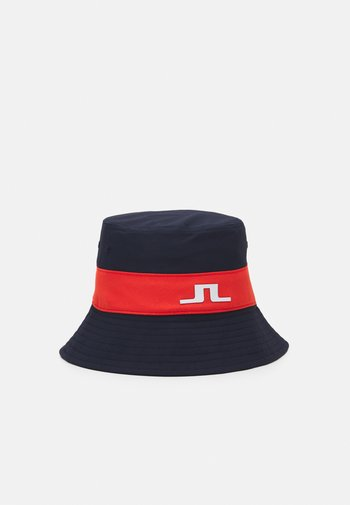 HANK BUCKET HAT - Hat - navy