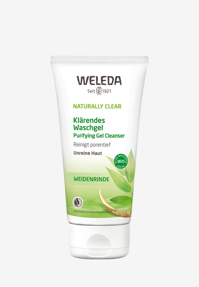 NATURALLY CLEAR PURIFYING GEL CLEANSER - Cleanser - -