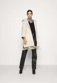 RIANI - Classic coat - marble - 1