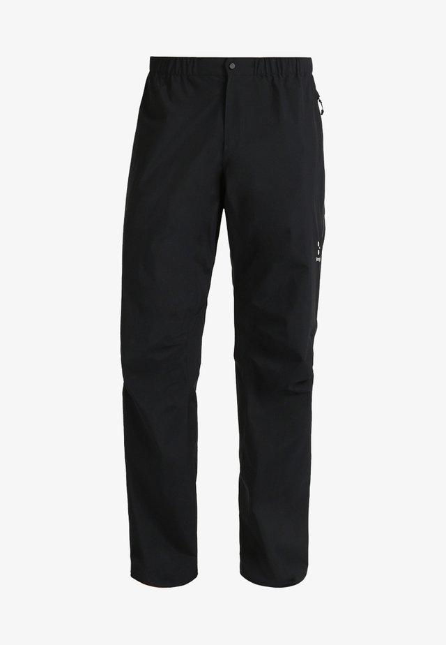 L.I.M PANT - Trousers - true black