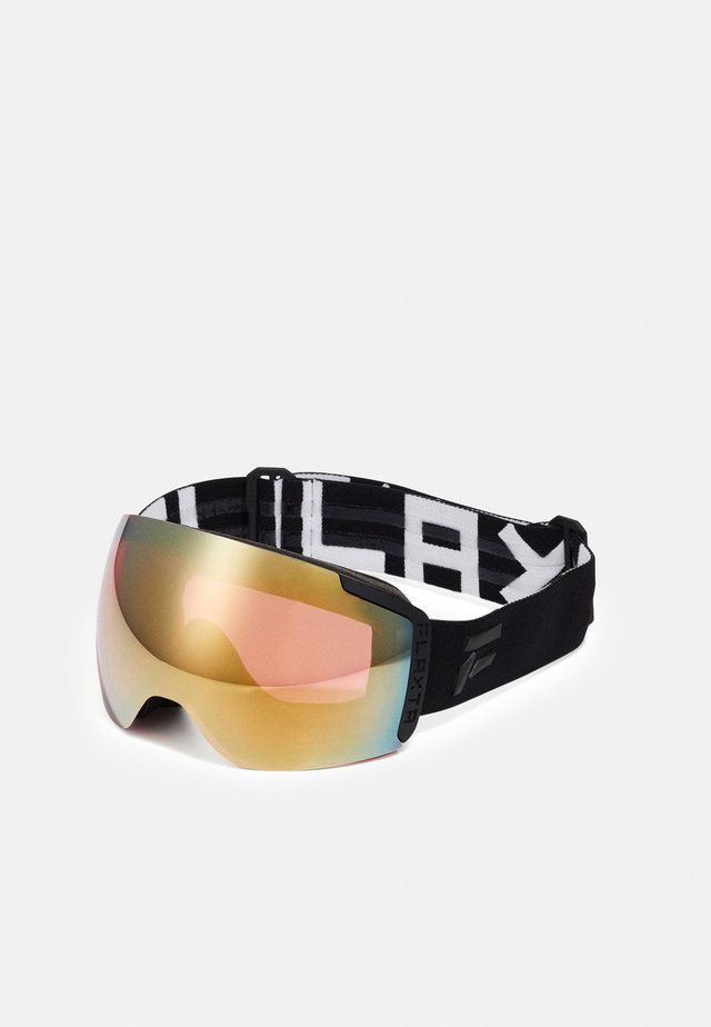 EPISODE UNISEX - Ski goggles - black