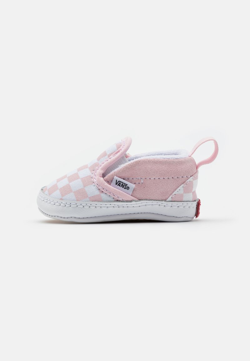 Vans - SLIP-ON V CRIB - First shoes - blushing bride/true white