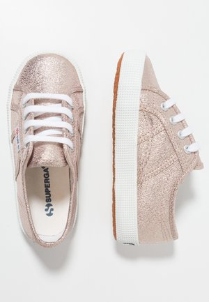 2750 - Sneakers basse - rose platinum
