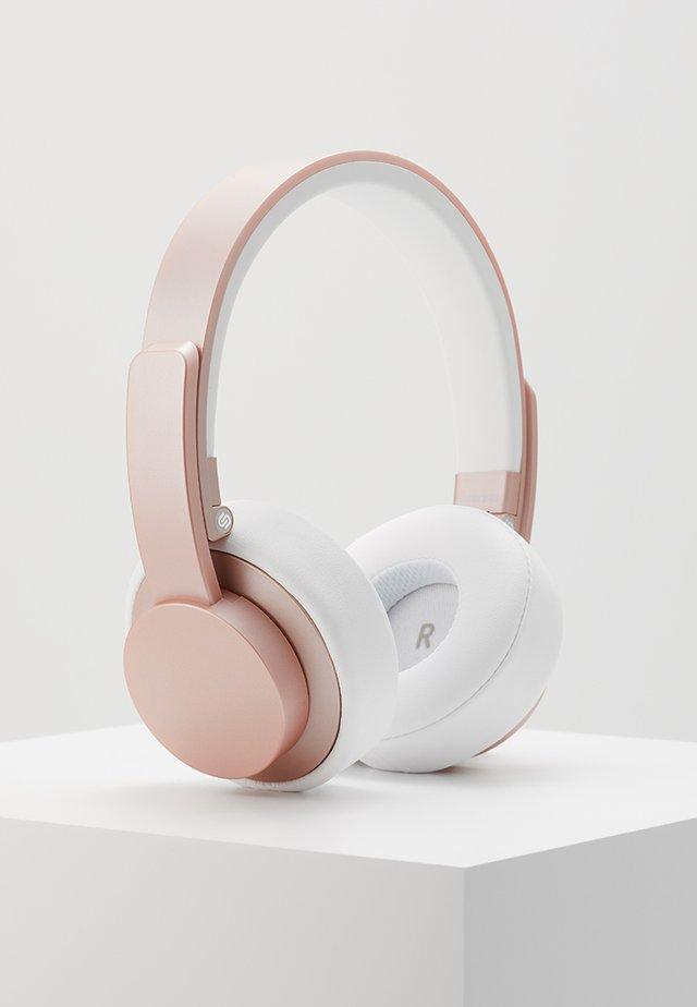 SEATTLE - Hodetelefoner - rose gold/pink