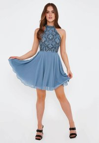 BEAUUT - Cocktail dress / Party dress - powder blue - 1