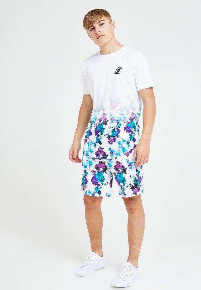 Print T-shirt - floral